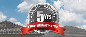 Super Roofman Warranty